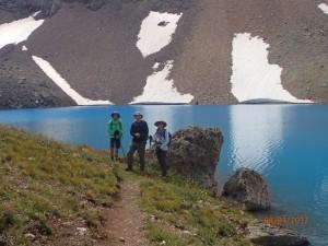 Columbine Lake - July 2016