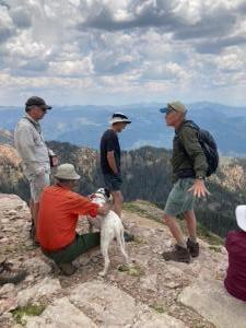 Crevasse Geology - 6/19/21