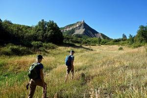 Dry Gulch Trail - 9/19/19