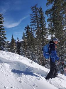 Spud Ridge Snowshoe - 1/18/20